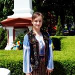 Portret de voluntar – Andreea Sofronie