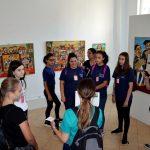 Participanții de la Moinești Next Generation organizează un eveniment de tip Biblioteca vie la Moinești